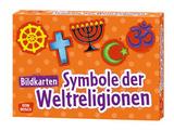 Bildkarten Symbole der Weltreligionen