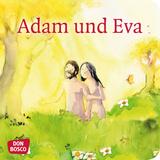 Adam und Eva. Mini-Bilderbuch.