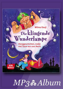 Die klingende Wunderlampe, Download-Album