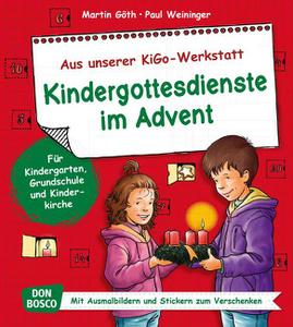 Advent in der kita mit frischen ideen bereiten wir uns for Kindergottesdienst weihnachten ideen