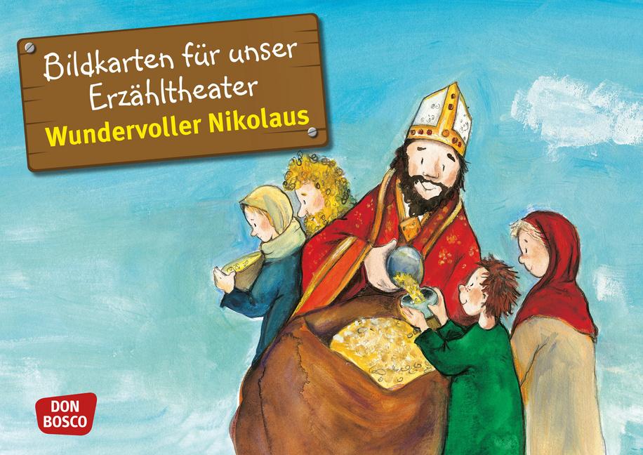 Weihnachten im Kindergarten: So passt es für alle!   Kamishibai