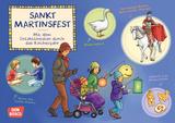 Sankt Martinsfest. Kamishibai Bildkartenset.