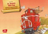 Dr. Brumm fährt Zug. Kamishibai Bildkartenset.