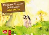 Adam und Eva. Kamishibai Bildkartenset.