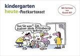 kindergarten heute - Postkartenset