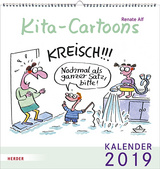 Kita Cartoons Kalender 2019