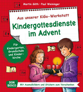 Kindergottesdienste im Advent