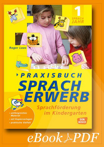 Praxisbuch Spracherwerb, 1. Sprachjahr, PDF-Ebook