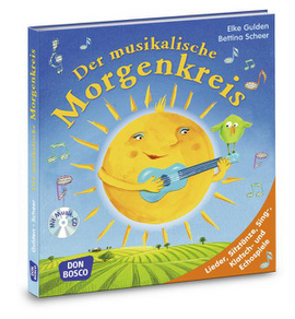 Der musikalische Morgenkreis, m. Audio-CD
