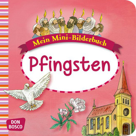 Pfingsten. Mini-Bilderbuch.