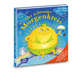 Der achtsame Morgenkreis, m. Audio-CD