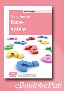 Offizieller shop des don bosco verlag donbosco medien leseprobe die 50 besten ratespiele ebook fandeluxe Choice Image