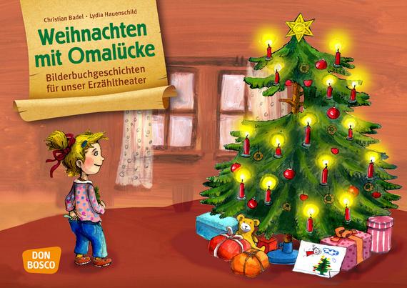 Kindergarten Weihnachten.Weihnachten Mit Omalücke Kamishibai Bildkartenset Entdecken Erzählen Begreifen Bilderbuchgeschichten Jahreszeiten Und Feste