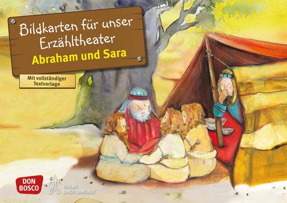 Abraham Und Sara Kamishibai Bildkartenset Entdecken Erzahlen