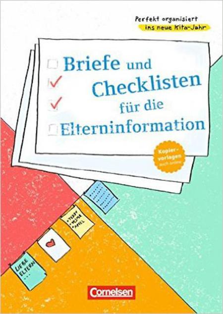 Briefe Für Neues Jahr : Briefe und checklisten für die elterninformationen