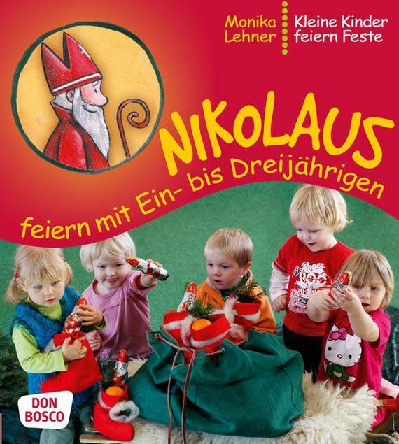 Nikolaus Feiern Mit Ein Bis Dreijährigen Offizieller Shop Des Don