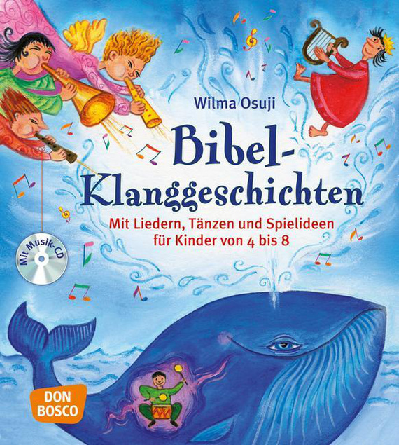 Bibel-Klanggeschichten, m. Audio-CD