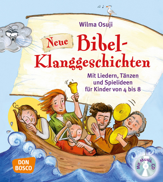 Neue Bibel-Klanggeschichten, m. Audio-CD