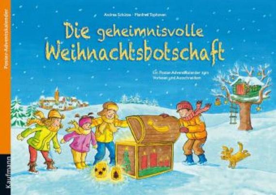 Die geheimnisvolle Weihnachtsbotschaft: Ein Poster-Adventskalender ...