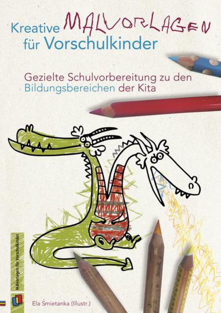 Kreative Malvorlagen für Vorschulkinder: Gezielte Schulvorbereitung ...