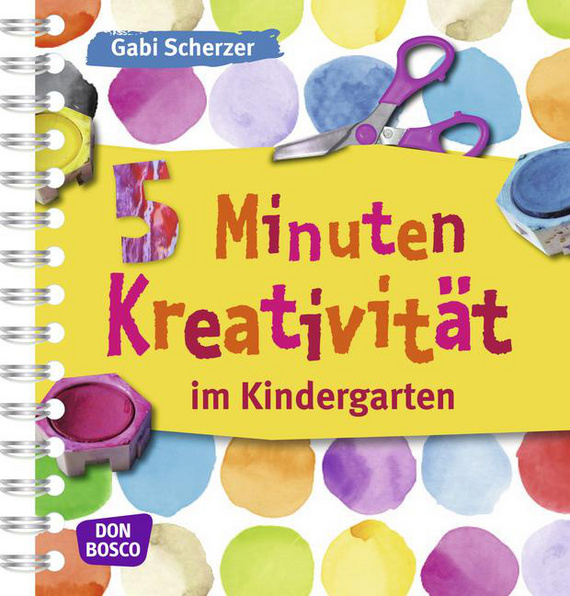 5 minuten kreativit t im kindergarten offizieller shop. Black Bedroom Furniture Sets. Home Design Ideas